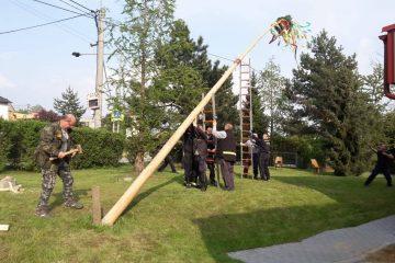Májka 2019 SDH Krásné Pole