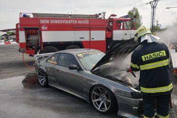 SDH Krásné Pole požární hasičský dozor Libros 2019